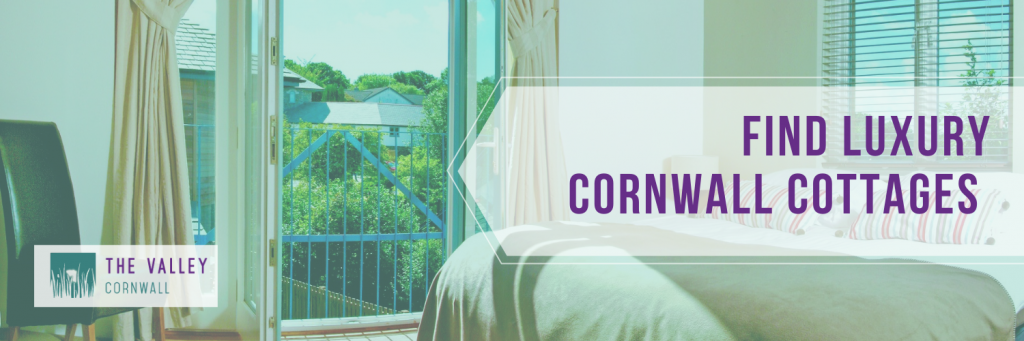 find luxury Cornwall cottages